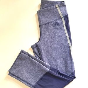 The North Face Dynamix Cropped Leggings SZ XS